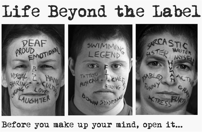 Life beyond the label
